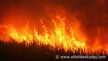 Seven new forest fires confirmed in the region on Wednesday - ElliotLakeToday.com