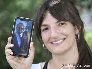 Cross-border couple ties the knot via FaceTime