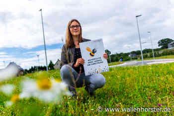 Gemeinde Wallenhorst richtet Blühflächen ein und berät Gartenbesitzer - Wallenhorster.de