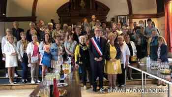 Templeuve remercie ses couturières bénévoles - La Voix du Nord