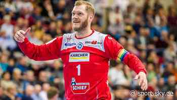 Handball: TVB Stuttgart verlängert mit Johannes Bitter - auch Primoz Prost bleibt - Sky Sport
