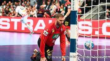 Handball: Keeper sollen im Tor bleiben - Handball - Schwarzwälder Bote