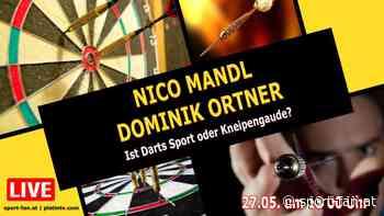 Livetalk: Ist Darts ein Sport oder nur Kneipengaude? | Sport News Austria - Sport Fan Austria