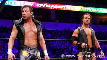 Kenny Omega & Adam Page Retain Tag Team Belts At Fyter Fest Night 2