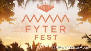 AEW Fyter Fest 2020 Night 2 (7/8/20) Results