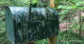 Why 'Dear Richmond' messages are being left in this secret mailbox in the woods - wtvr.com