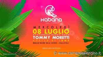 Mercoledì 08 Luglio // Kabana (Gallipoli) // Start ore 18 - Corriere Salentino