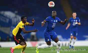 Tottenham 'confident of sealing £25m deal for Chelsea defender Kurt Zouma'