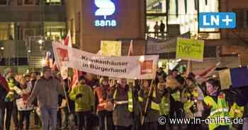 Sana-Kliniken: Verdi fordert Standortgarantie für Fehmarn - Lübecker Nachrichten