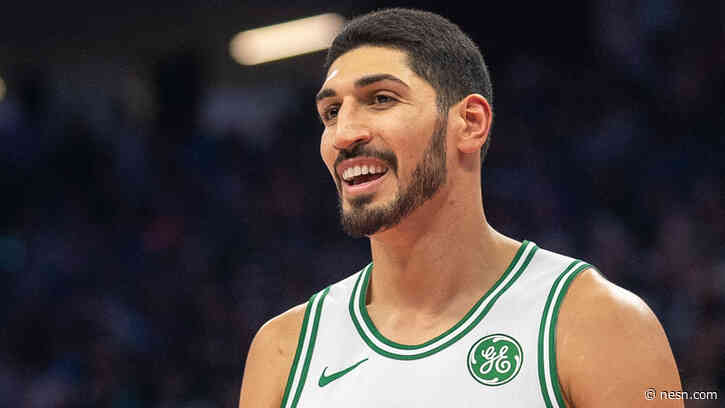 Enes Kanter Vows That Celtics' 18th NBA Championship Is 'Coming Soon'