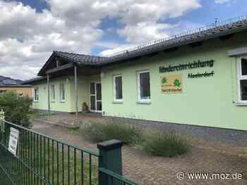 Kinderbetreuung: Neubaupläne für Kita in Klosterdorf setzen sich durch - Märkische Onlinezeitung