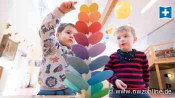 Kinderbetreuung In Varel: Stadt fehlen 40 Kindergartenplätze - Nordwest-Zeitung