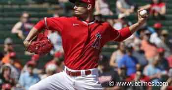 Andrew Heaney says Angels practice safety first at all times