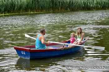 Boottochtje op Grote Bassin kan vanaf 15 juli (Roeselare) - Het Nieuwsblad