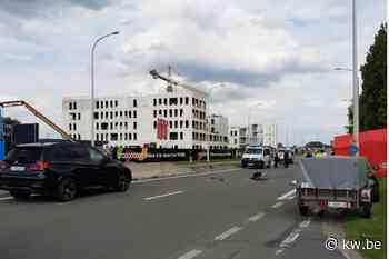 65-jarige fietser uit Roeselare overleden na aanrijding op Rijksweg in Rumbeke - Krant van Westvlaanderen