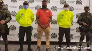 En Carepa capturaron a Dairo del Clan del Golfo - Minuto30.com