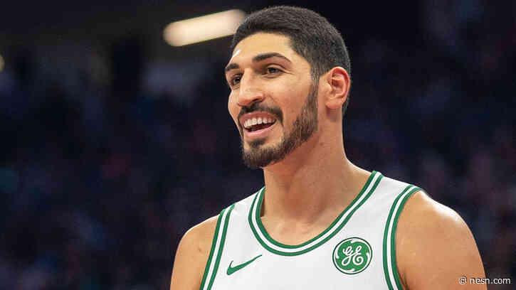 Enes Kanter Confident Celtics' 18th NBA Championship Is 'Coming Soon'