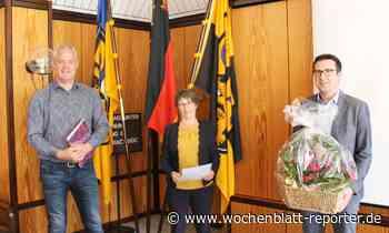 Verbandsgemeindeverwaltung Ramstein-Miesenbach: Eva Feth in den Ruhestand verabschiedet - Ramstein-Miesenbach - Wochenblatt-Reporter