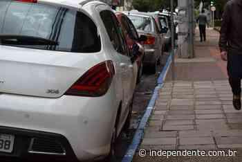 Cobrança do estacionamento rotativo de Lajeado está suspensa nesta quarta-feira - independente