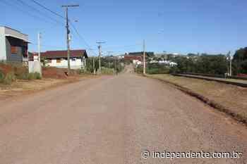 Após liberação pela Justiça, pavimentação será retomada no Bairro Conventos, em Lajeado - independente