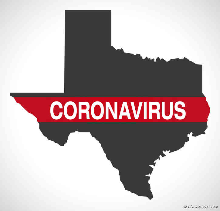 98 Coronavirus Deaths Reported In Texas Wednesday, A Single-Day Record
