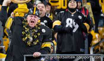 Steelers will require fans to wear masks if fans are allowed