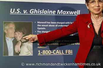 Bail hearing set for Ghislaine Maxwell in New York - Richmond and Twickenham Times