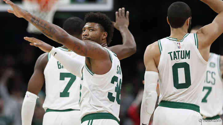 Celtics Share Thoughts On Using NBA Platform To Advocate For Social Justice