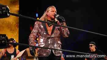 Chris Jericho Puts Away Orange Cassidy With The Judas Effect