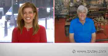 Jay Leno shares his favorite quote with TODAY's Hoda Kotb - Today.com