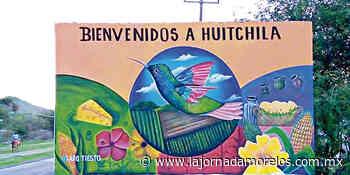 Cedillo da un nuevo look a las fachadas de Tepalcingo - La Jornada Morelos