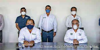UAEM y Tepalcingo signaron un convenio de colaboración - La Jornada Morelos