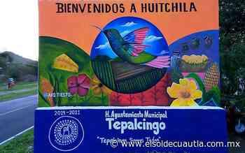 Adornan murales a Tepalcingo - El Sol de Cuautla