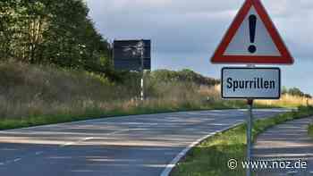 Wann werden Straßenschäden am Nordring in Buer ausgebessert? - Neue Osnabrücker Zeitung