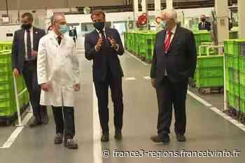 DIRECT. Emmanuel Macron chez Valéo Etaples-sur-Mer : suivez son discours annonçant un plan de relance de l'aut - France 3 Régions