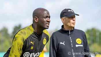 Borussia Dortmund Talentetrainer Otto Addo über Rassismus - DER SPIEGEL - DER SPIEGEL