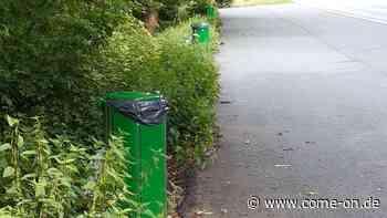 UWG setzt sich für das Aufstellen von Abfalleimern ein - come-on.de
