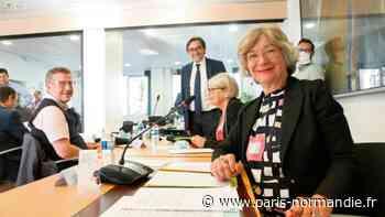 À Mont-Saint-Aignan, Catherine Flavigny retrouve son fauteuil de maire avec huit adjoints - Paris-Normandie