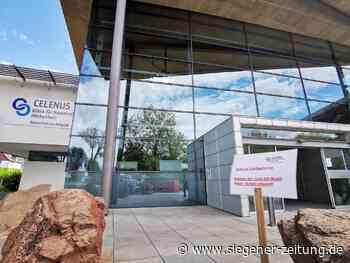 Celenus Hilchenbach setzt auf Sicherheit: Besucher müssen draußen bleiben - Hilchenbach - Siegener Zeitung