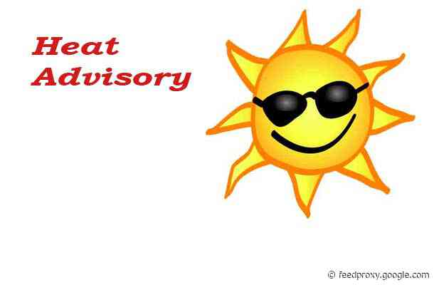 July 8, 2020 – Heat Warning for Marten Falls, Webequie, Fort Hope