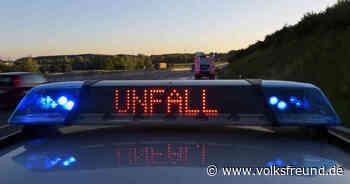 Auto überschlägt sich bei Bernkastel-Kues - Trierischer Volksfreund