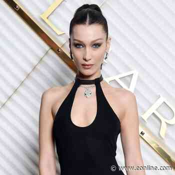Bella Hadid Fires Back at Instagram for Removing Post About Her Father's Birthplace - E! Online