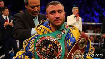 October date eyed for Lomachenko-Lopez bout