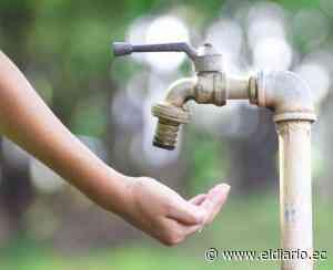 Varios sectores de Portoviejo estarán sin agua potable por daño en la planta de Guarumo - El Diario Ecuador
