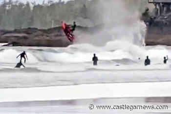 Tofino beachgoers 'horrified' by Sea-Doos, Jet Skis, in surf zone - Castlegar News