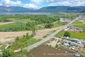 BC highway widening job reduced, costs still up $61 million - Castlegar News