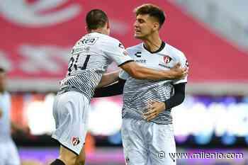 Consigue Atlas su primera victoria en la Copa por México ante Mazatlán FC - Milenio