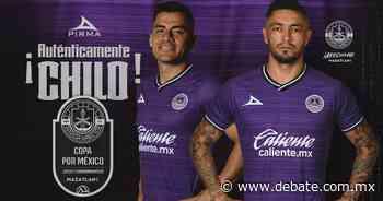 Mazatlan FC presenta su jersey conmemorativo para su debut en la Copa por México - DEBATE