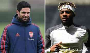 Arsenal reach Allan Saint-Maximin transfer conclusion after Newcastle star's hint - Express