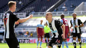 Miguel Almiron in reality more effective than Allan Saint-Maximin - Check these stats - The Mag